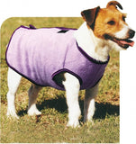Prestige Cozy Fleece Vest Model