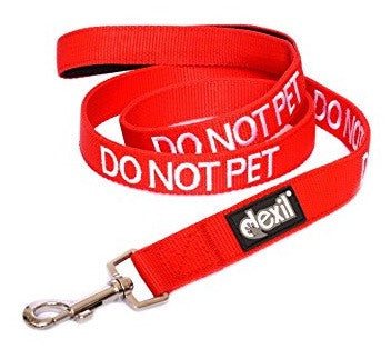 Friendly Dog Collars Do Not Pet Lead 120cm