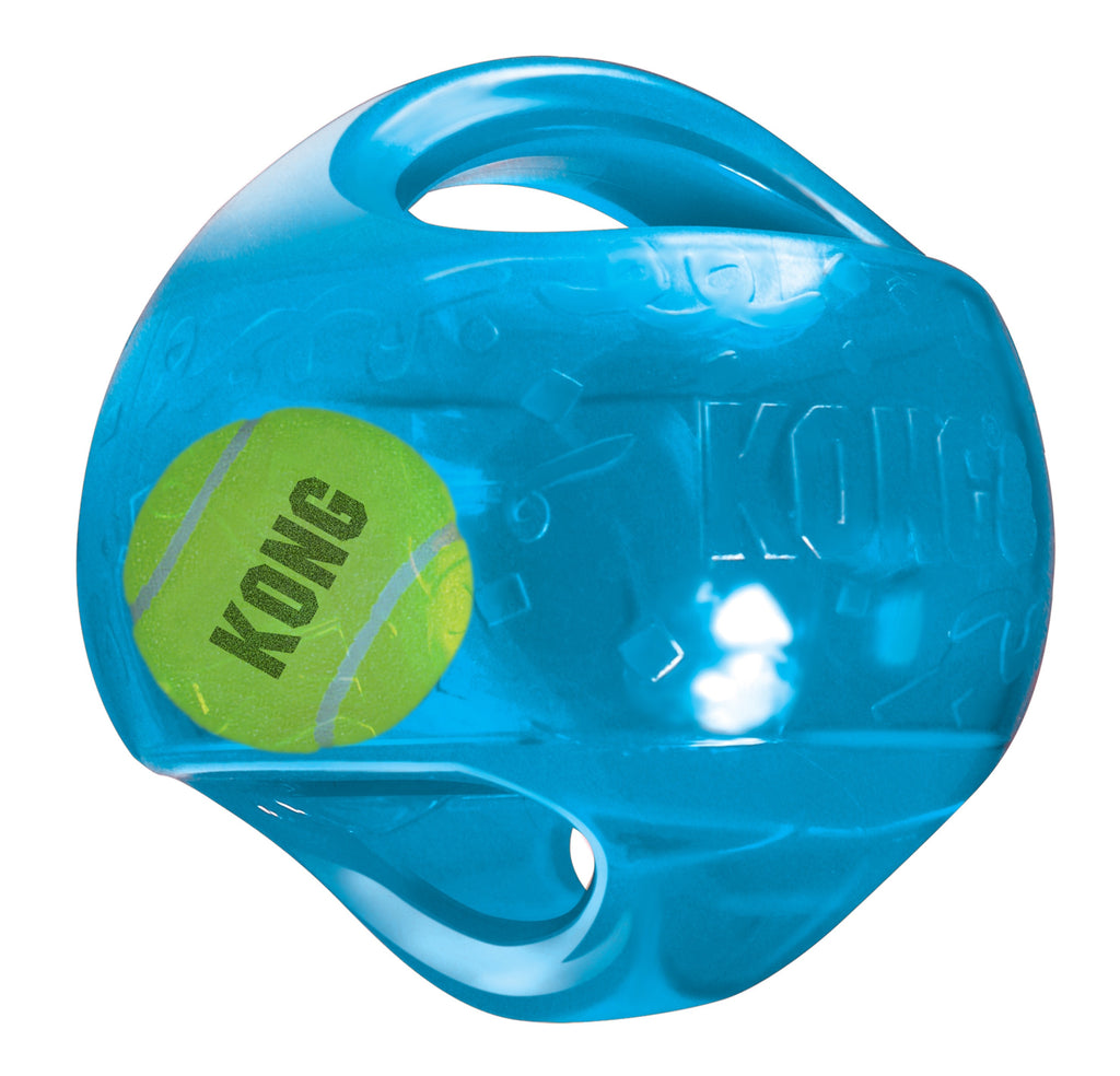 KONG Jumbler Ball Blue