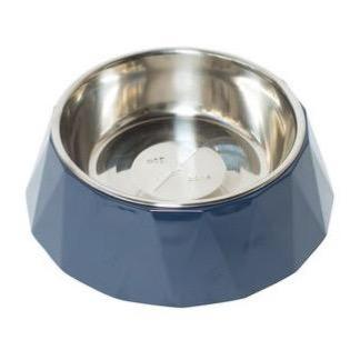 Mog & Bone Melamine Bowl 700ml Navy