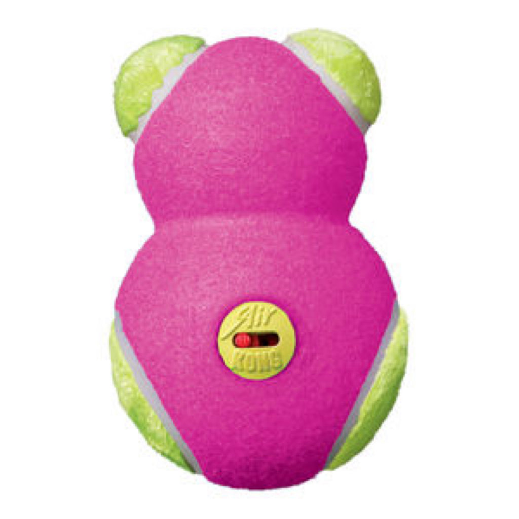 KONG On/Off Squeaker Bear Pink