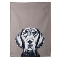 Mog & Bone Labrador Tea Towel
