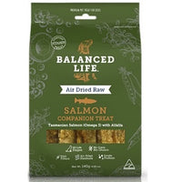 Treats Balance Life Salmon Companion 140g
