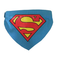Warner Bros Superman Bandana