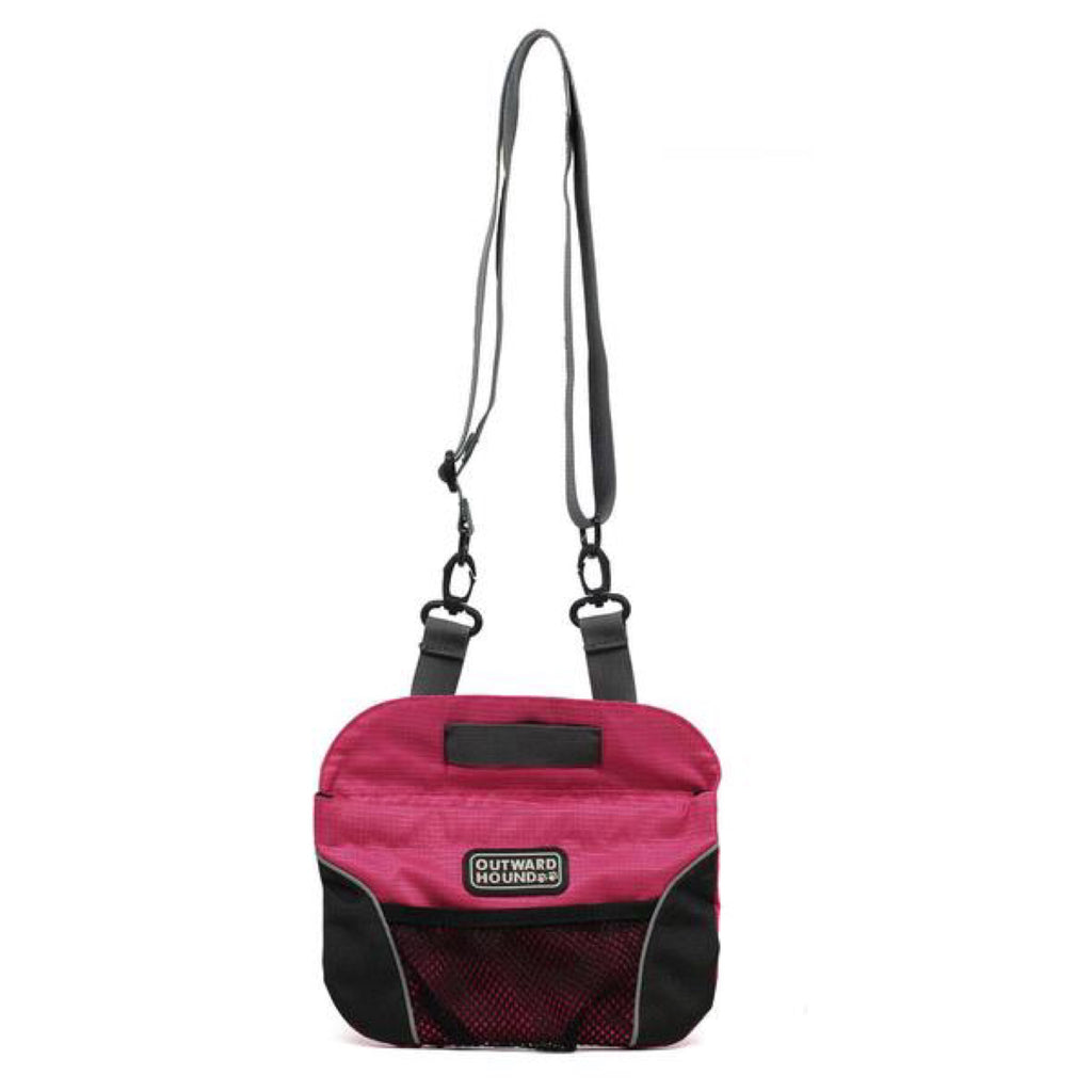 Outward Hound Treat N' Training Bag Pink