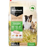 Black Hawk Adult Grain Free Chicken 15kg