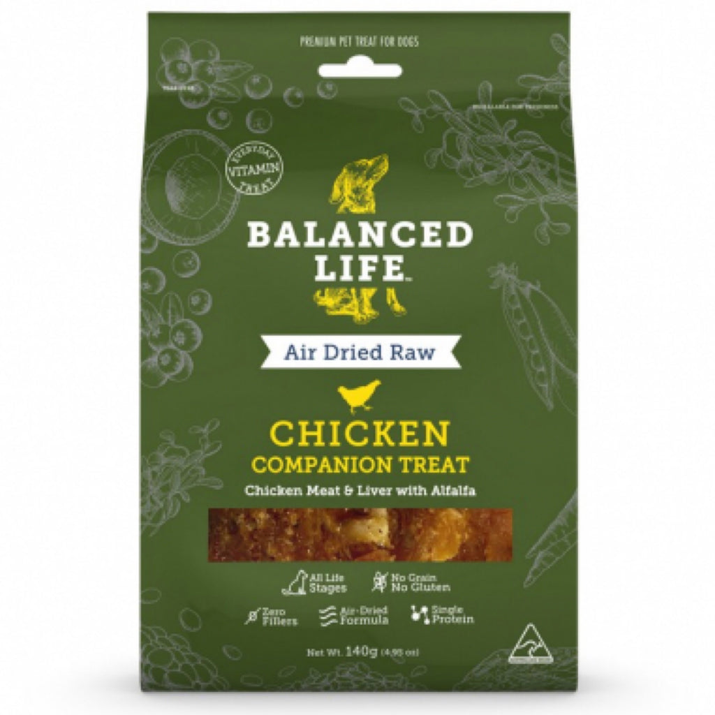 Treats Balanced Life Chicken Companion 140g