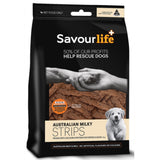Treats Savour Life Milky Strips 150g