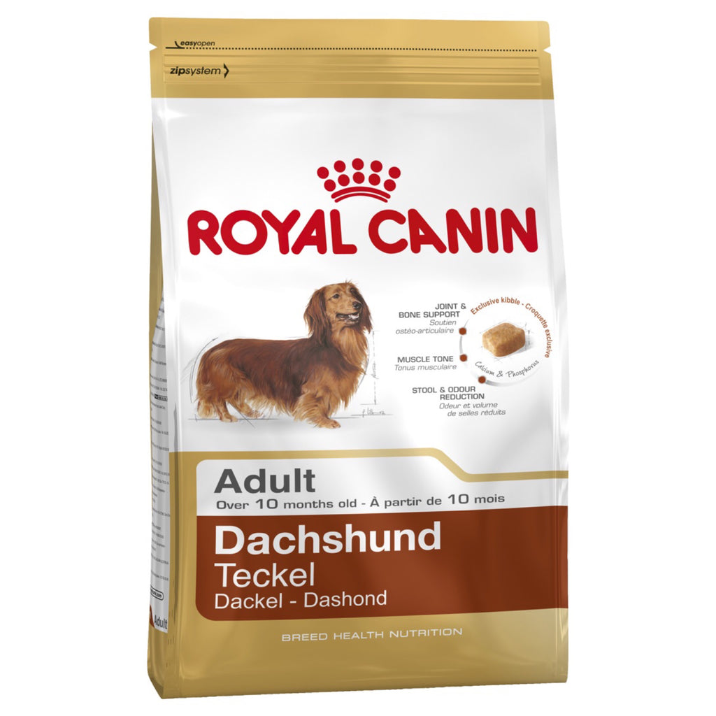 Dog Dry Food Royal Canin Adult Dachshund 1.5kg