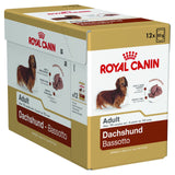 Dog Wet Food Royal Canin Adult Dachshund Loaf Tray