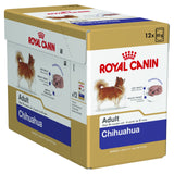 Dog Wet Food Royal Canin Chihuahua Loaf Adult 12 x 85g