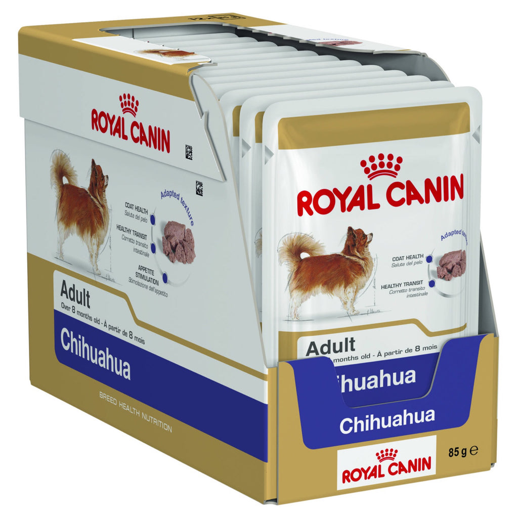 Dog Wet Food Royal Canin Chihuahua Loaf Adult