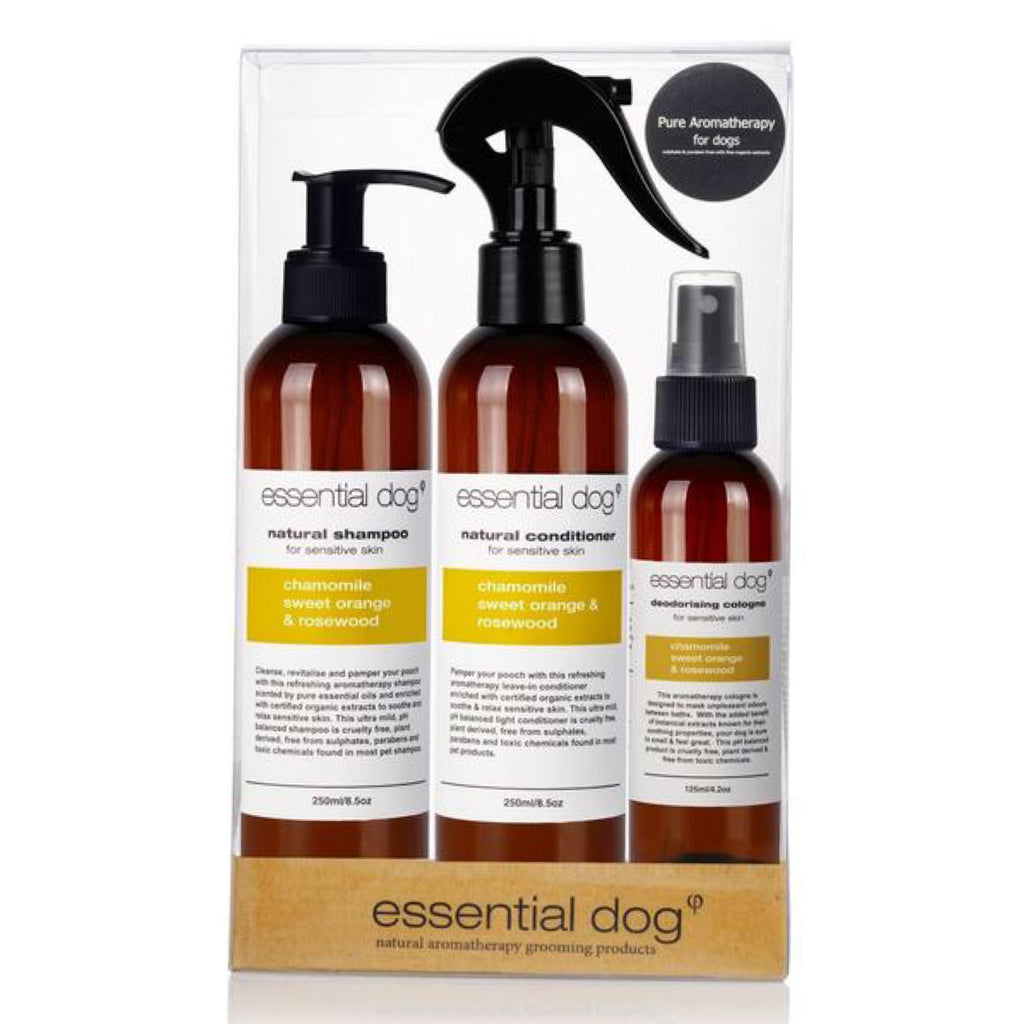 Essential Dog Sensitive Skin Gift Pack