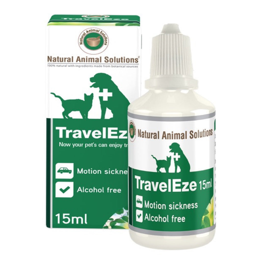 Natural Animal Solutions TravelEze 15ml