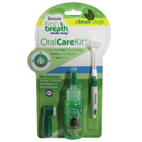 Tropiclean Breath Oral Kit for Small Dogs