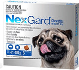 NexGard Chewables Blue Medium 4.1-10kg 6pk