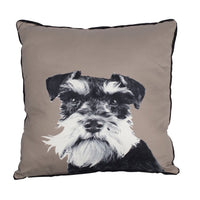 Mog & Bone Schnauzer Cushion