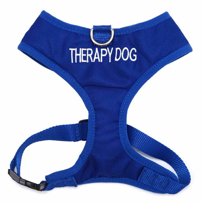 Dog Friendly Collar Therapy Dog Vest Harness