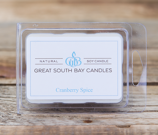 Cranberry Spice | Melts - Great South Bay Candles