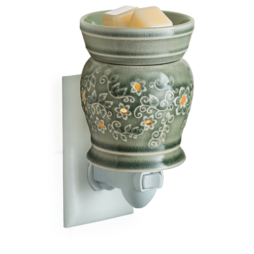 Perennial Plug in Candle Warmer - Great South Bay Candle Company Inc