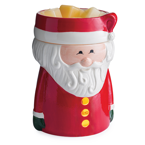 Santa Claus Candle Fragrance Warmer - Great South Bay Candles