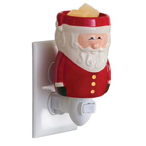 Santa Claus Plug In Candle Fragrance Warmer - Great South Bay Candles