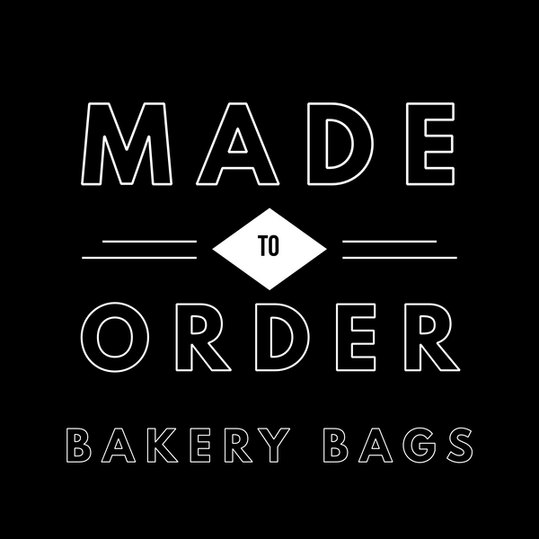 8 Ounce Bakery Bags • Made to Order