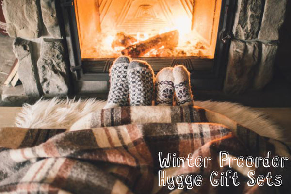 Hygge Collection Gift Sets • Winter Preorder