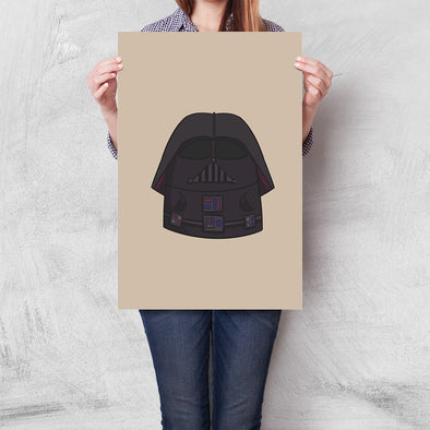 Poster Star Wars - Darth Vader Baby