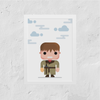 Poster Game of Thrones - Jamie Lannister