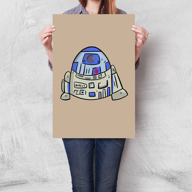 Poster Star Wars - R2D2 Baby