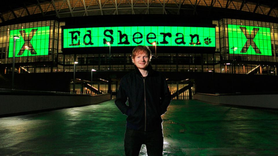 Ed Sheeran Settles Copyright Case for £13.8m