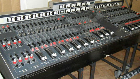 Pink Flyod's £1.4m Recording Desk - Dark Side of the Moon