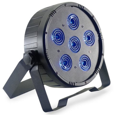 Stagg Flat ECOPAR 6 Spotlight LED