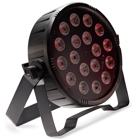 Stagg Flat ECOPAR 18 Spotlight LED