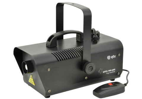 QTX QTFX-700 MKII Fog Machine