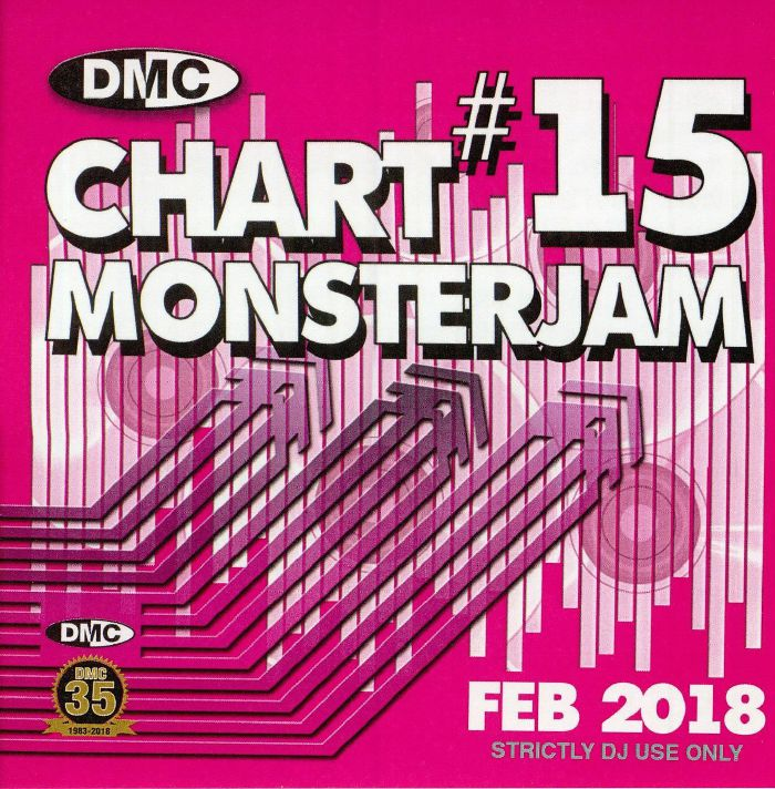 DMC Chart Monsterjam 15