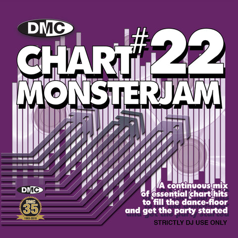 DMC Chart Monsterjam 22