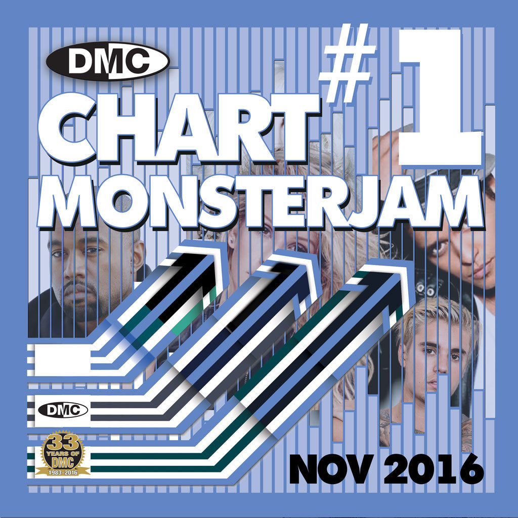 DMC Chart Monsterjam 1