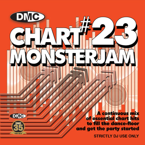 DMC Chart Monsterjam 23