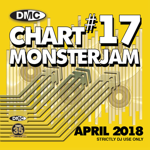 DMC Chart Monsterjam 17