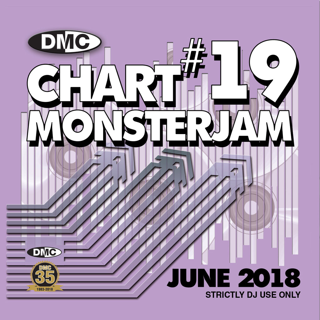 DMC Chart Monsterjam 19