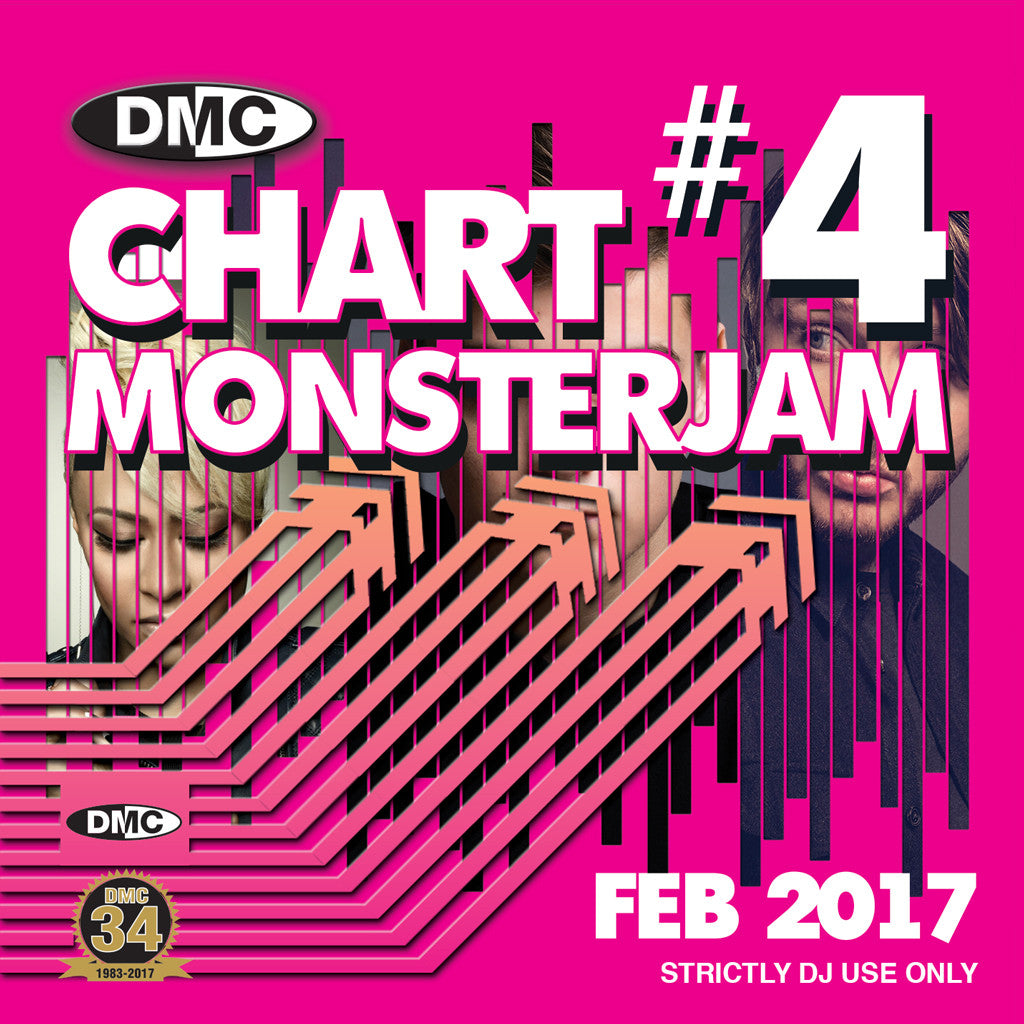 DMC Chart Monsterjam 4