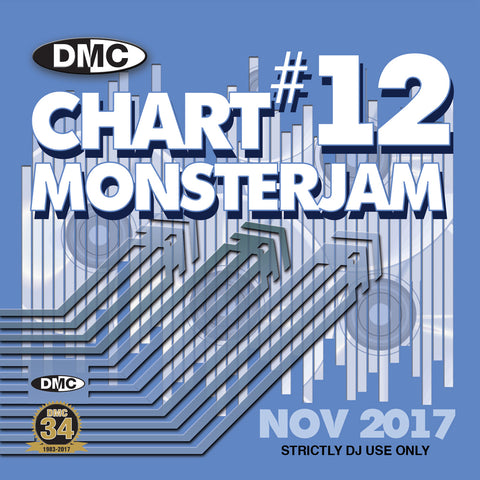 DMC Chart Monsterjam 12