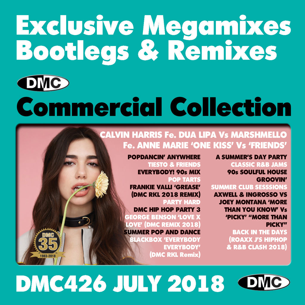 DMC Commercial Collection 426 July 2018