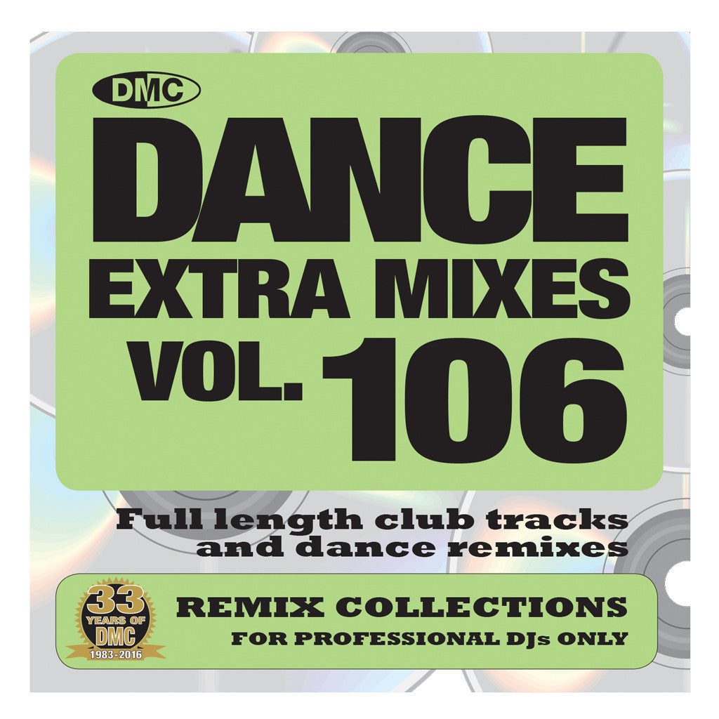 DMC Dance Extra Mixes 106