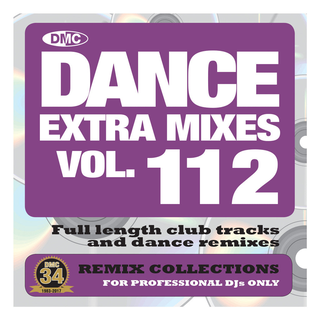 DMC Dance Extra Mixes 112