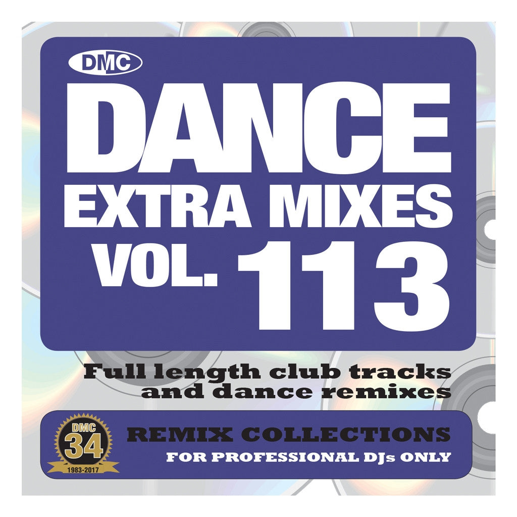 DMC Dance Extra Mixes 113