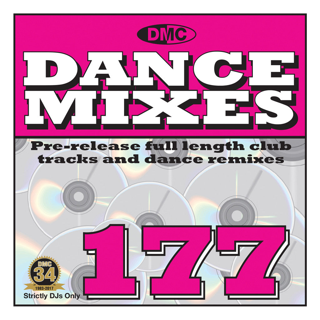 DMC Dance Mixes 177
