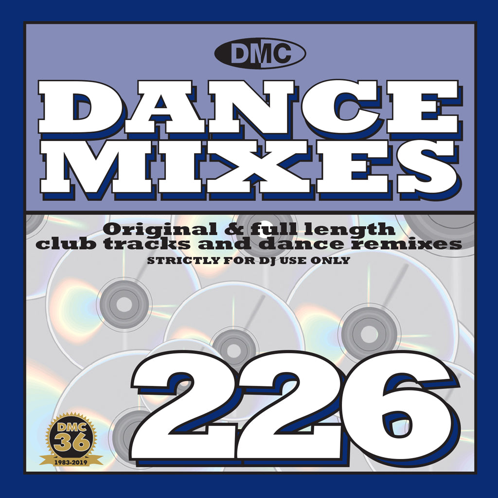 DMC Dance Mixes 226